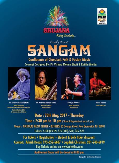 Sangam-Srujana Show052517